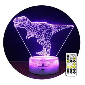 easuntec dinosaur night light