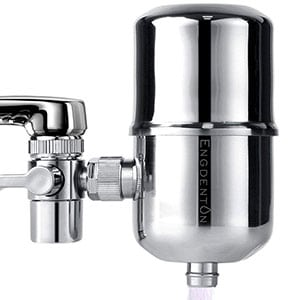 engdenton stainless steel water filter