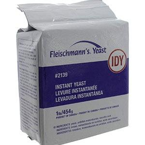 fleischmanns instant dry