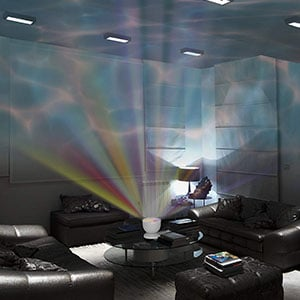 gideon soothing projector