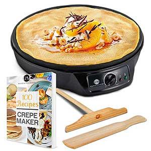 g&m kitchen essentials crepe