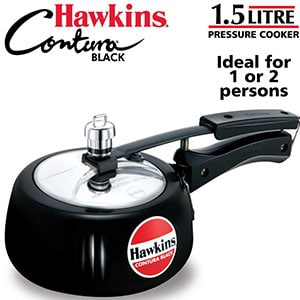 hawkins hard anodised pressure cooker