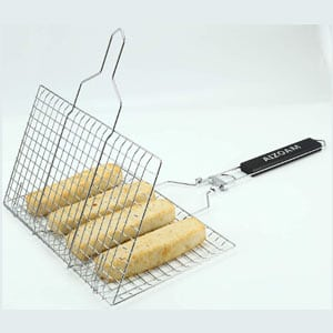 small fish grill basket