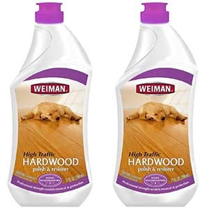 weiman wood floor polish