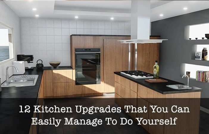 12 kitchen upgrades