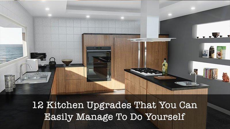 12 kitchen upgrades