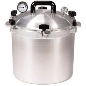 all american 921 21.5 quart pressure cooker