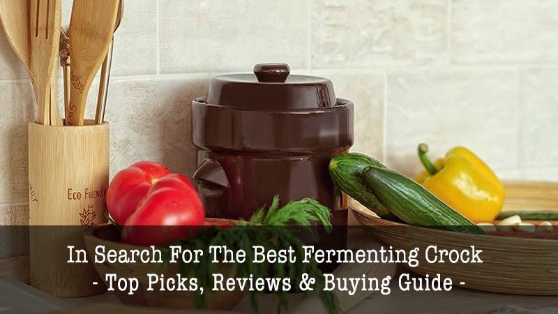 best fermenting crock
