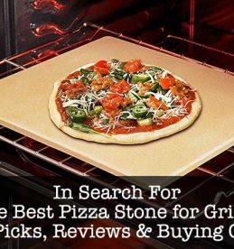 best pizza stone for grills