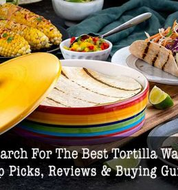 best tortilla warmers