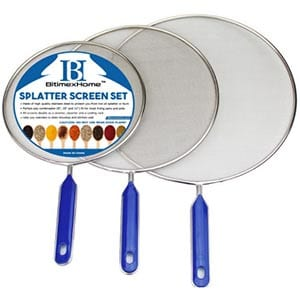 bitimex home grease splatter screen