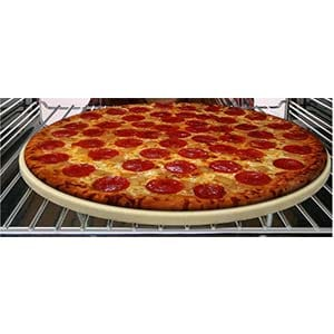 castelegance pizza stone for best crispy crust pizza
