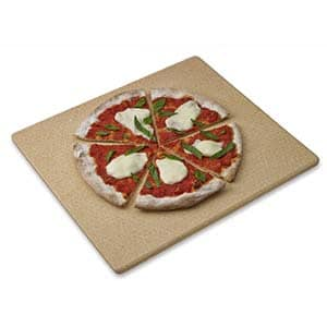 honey can do old stone oven rectangular pizza stone