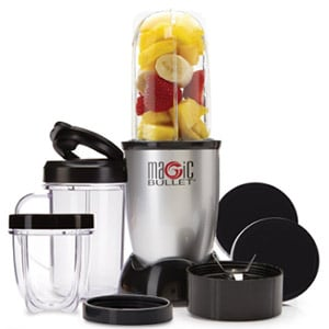 magic bullet blender- small