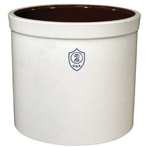 ohio stoneware 02436 2 gallon bristol crock