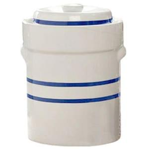 ohio stoneware 3 gallon fermentation crock complete kit