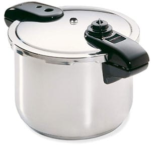 presto 01370 8 qt stainless steel pressure cooker