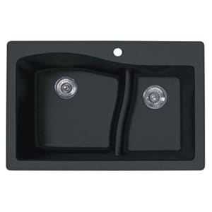 swanstone single bowl kitchen sink