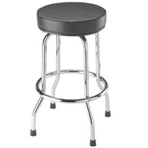 torin big red swivel bar stool/ shop seat