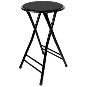 trademark home folding stool