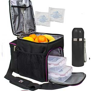 a2s complete meal prep lunch box
