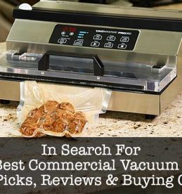 best commercial vacuum sealer