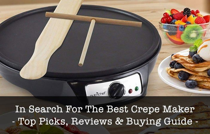 best crepe makers