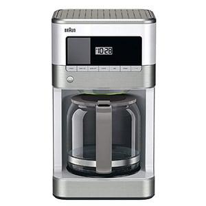 braun brew sense drip coffee maker