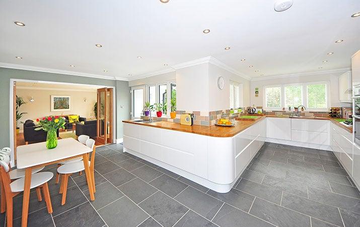 expand kitchen