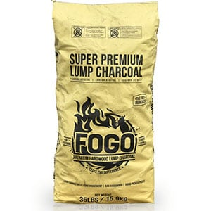 fogo 35 lb all natural