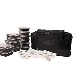 isobag 6 meal prep bag