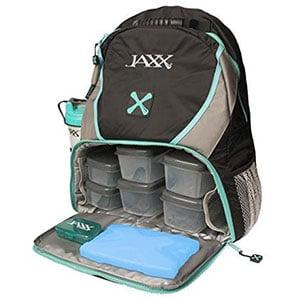 jaxx fitpak meal prep backpack