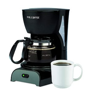 mr coffee brew coffee maker