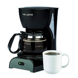 mr coffee brew coffee maker