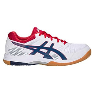 asics men's gel- rocket 8