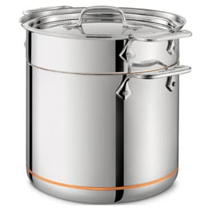 all- clad's copper core 6807 stainless steel pentola