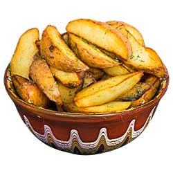 bake a potato