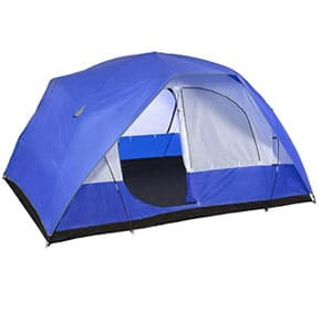 best choice products 5 person camping tent family outdoor sleeping