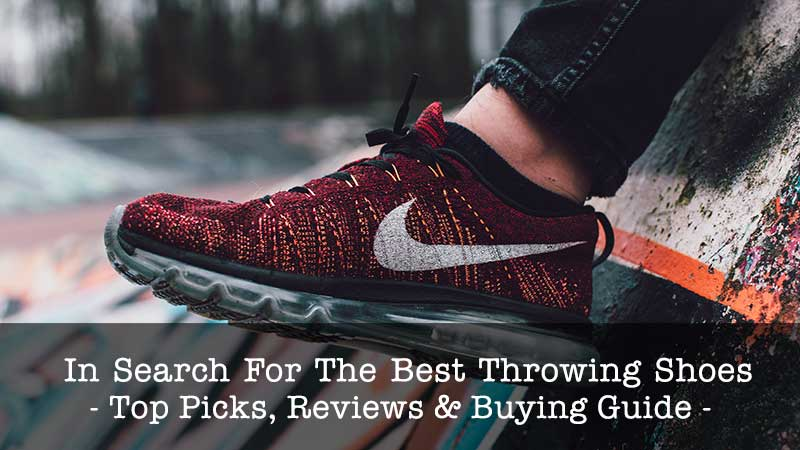 best throwing shoes