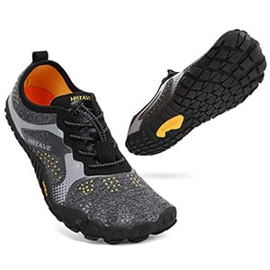 hiitave unisex minimalist trail barefoot hiking shoes