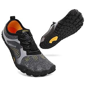 hiitave unisex minimalist trail barefoot hiking shoes