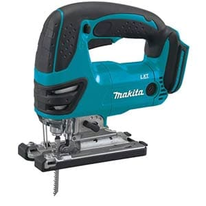 makita xvj03z 18v lxt lithium-ion cordless jig saw