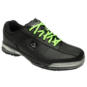 pyramid men's hpx high performance right handed bowling shoes