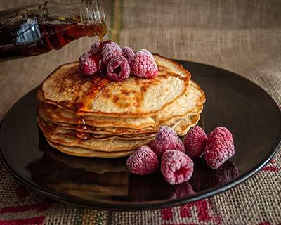 simple pancake recipe