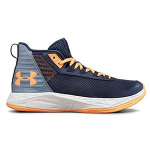 under armour girls' grade school jet 2018 basketball shoes