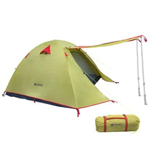 weanas professional tent for hot weather