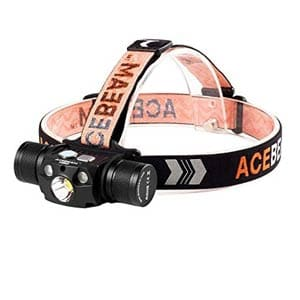 acebeam h30 xhp70.2 led rechargeable headlamp