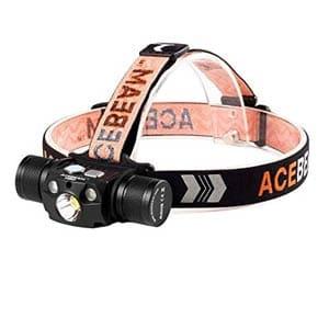 acebeam h30 xhp70.2 led rechargeable headlamp
