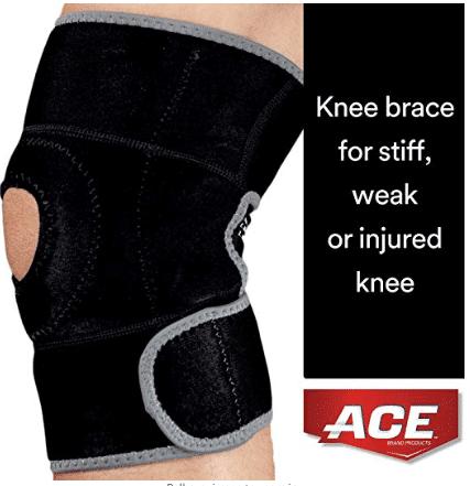 Ace Brand brace for basketball