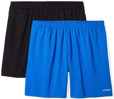 men's loose fit performance basketball shorts